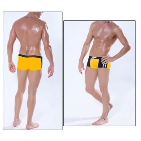 BODYTRENDS FASHION - Swimshort - Julen orange