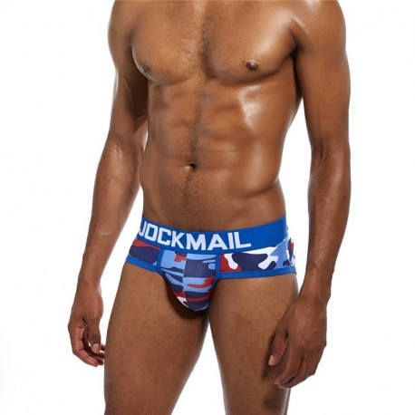 BRIEFS JOCKMAIL ENEAS BLUE
